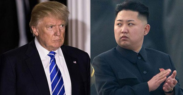 Kuzey Kore'den ABD'ye Gözdağı! Üssünüzü Vururuz