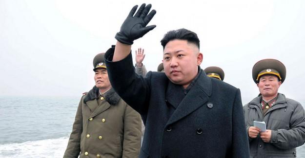 Kuzey Kore'den ABD'ye Gözdağı!