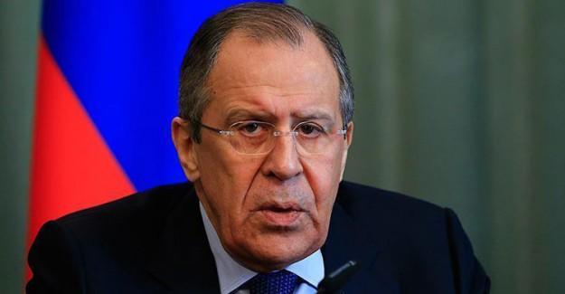 Lavrov: Türkiye Ve İran Irak'ta Önemli Bir Rol Oynuyor!
