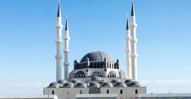 Lefkoşa Hala Sultan Camii Son Aşamasında