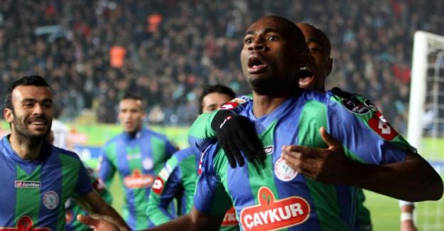 Leonard Kweuke'ye Süper Lig'den Talip Var