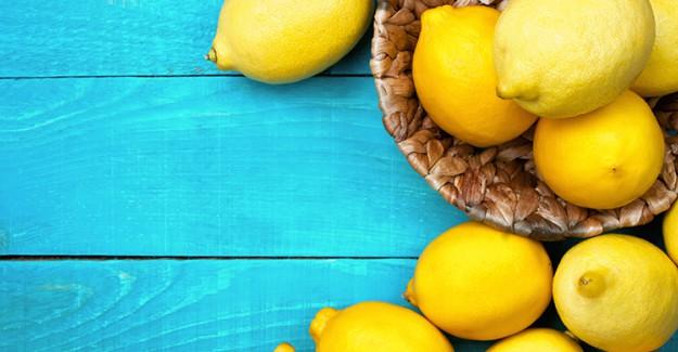 Limon Bozulmadan Nasıl Muhafaza Edilir?