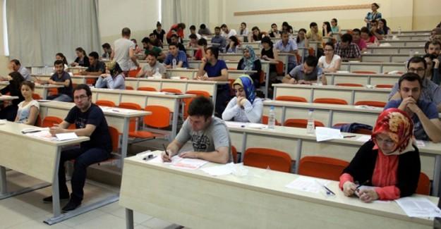 Lisans KPSS Sınavı Bu Pazar Yapılacak