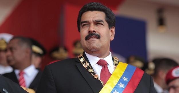 Maduro'dan Kritik Ziyaret! Yüz Yüze Görüşecek