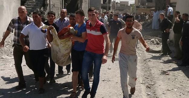 Mahmur Kampında Patlama! Çok Sayıda Ölü Ve Yaralı Var