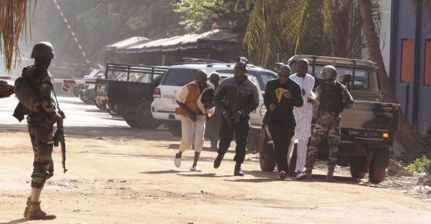 Mali'de Lüks Otele Saldırı Düzenlendi