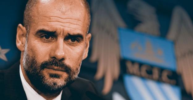 Manchester City Transfere Doymuyor! Pep'ten Açıklama!