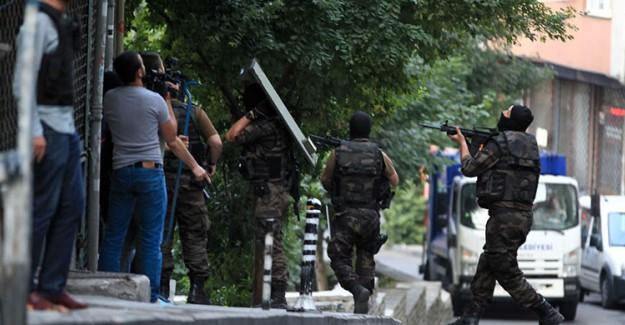 Mardin'de Suikast Girişimindeki Terörist Yakalandı
