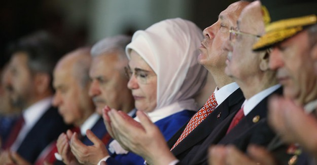 Meclis'ten Yükselen Kur'an-ı Kerim Sesleri Yürekleri Titretti