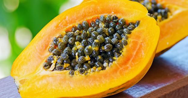 Meleklerin Meyvesi Olarak Bilinen Papaya'nın Bu Faydalarına Çok Şaşıracaksınız!