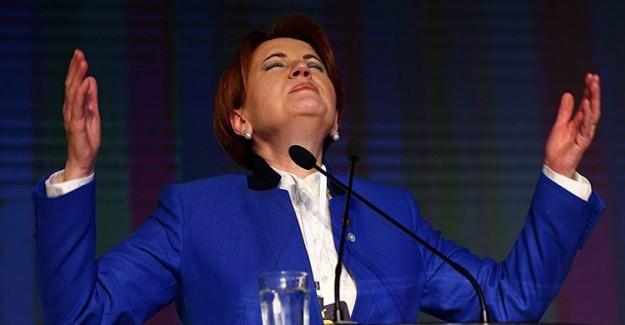 Meral Akşener'in İYİ Parti'sinde Ankara Krizi!