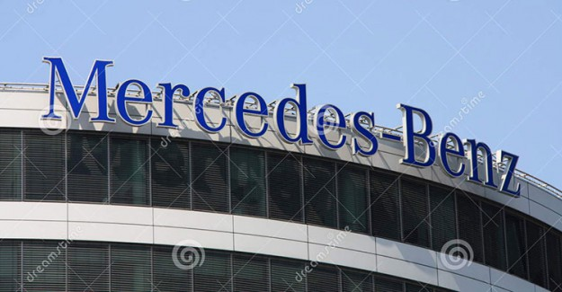 Mercedes Benz'de Emisyon Skandalı!