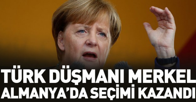 Merkel 4. Kez Başbakan Oldu!