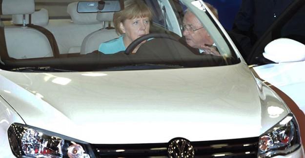 Merkel Üzüldü! Volkswagen Türkiye'deki Liderliği Kaptırdı