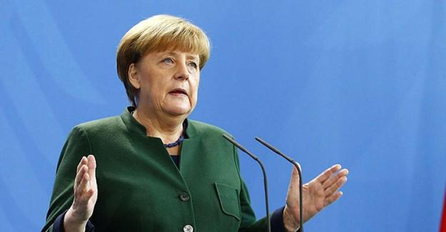 Merkel'den Küstah Tehdit!