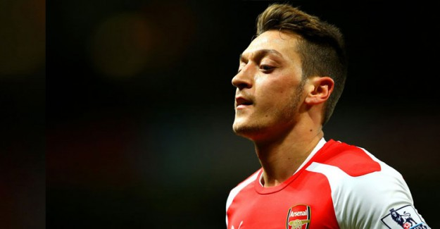 Mesut Özil'e Büyük Şok!