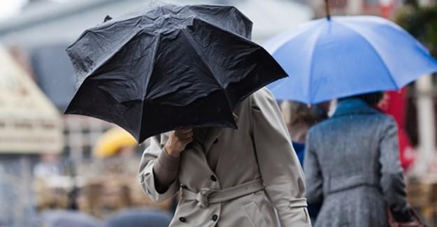Meteoroloji Uyardı! Yağışlar Geri Geliyor!