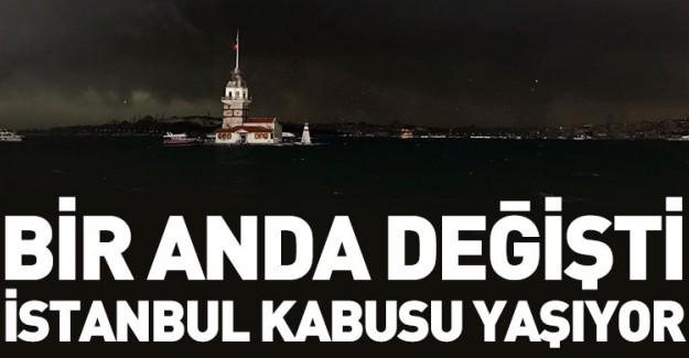 Meteoroloji'den İstanbul İçin Uyarı Üstüne Uyarı!