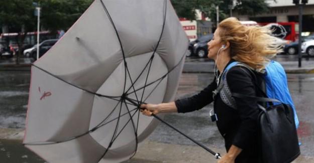 Meteoroloji'den Yurt Geneli İçin Uyarı Geldi!