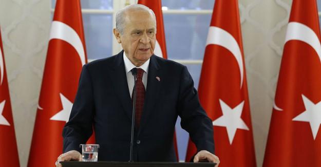 MHP'den Flaş Cumhurbaşkanlığı Çıkışı!