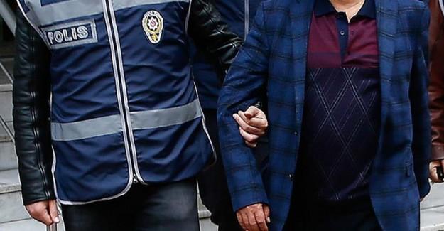 Milli Saraylar Koruma Müdürü Tutuklandı