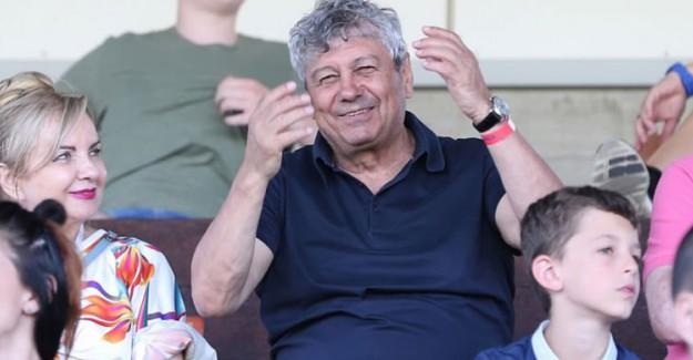 Mircea Lucescu'dan Galatasaray Açıklaması!