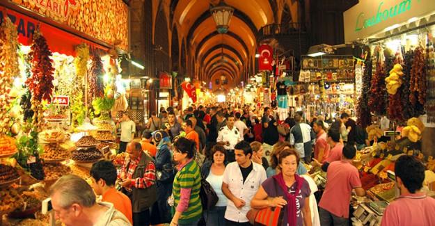 Mısır Çarşısı Bayram Müşterileriyle Doldu Taştı!