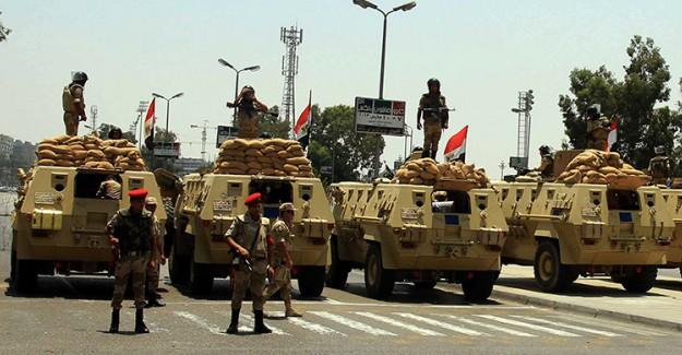 Mısır'dan Cami Saldırısına Yanıt Geçikmedi