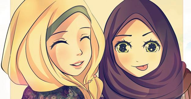 Müslüman Hanımın Sahip Olduğu 7 Vasıf