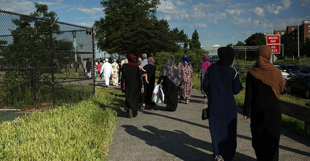 Müslümanlar Trump'a Rağmen Ümitli