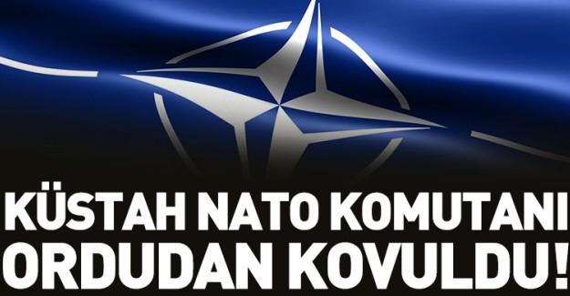 NATO Erdoğan Fotoğrafını Seçen Subayı Ordudan Kovdu!