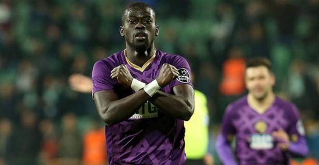 Ndiaye'den Osmanlıspor'a Rest! Bırakın Galatasaray'a Gideyim