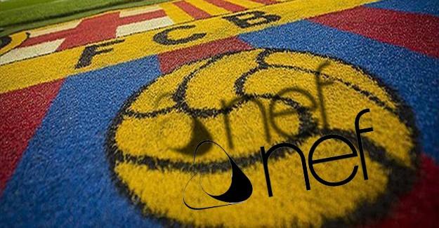 NEF Rotasını Barcelona'ya Çevirdi