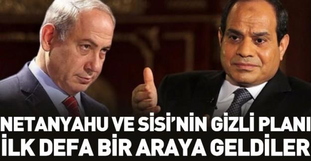 Netanyahu Ve Sisi'den Bir İlk! Görüşmede Neler Konuşuldu?