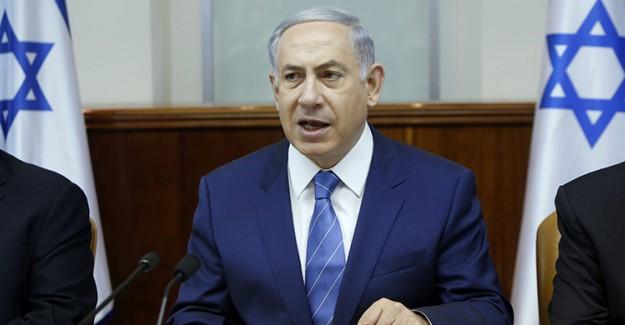 Netanyahu'dan Çarpıcı Açıklama!