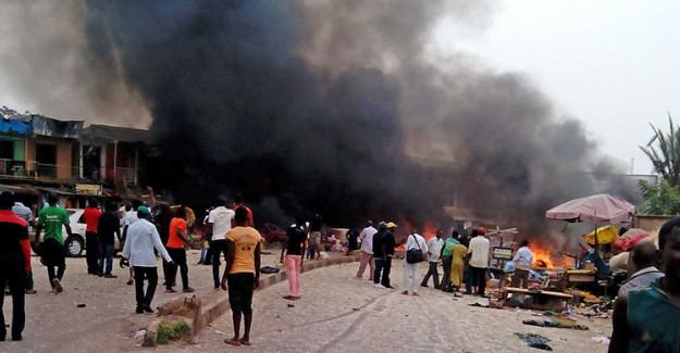 Nijerya'da Terör Saldırısı! En Az 27 Ölü