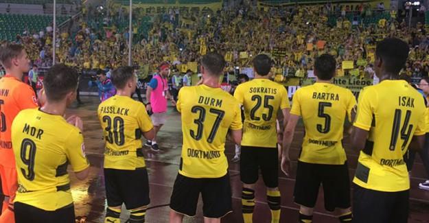 Nuri Şahin Attı Dortmund Kazandı!