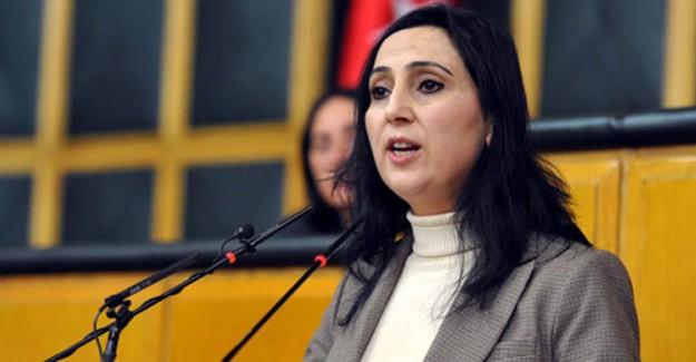 Ölen Teröriste Şehit Diyen Yüksekdağ'a 10 Yıl Hapis!
