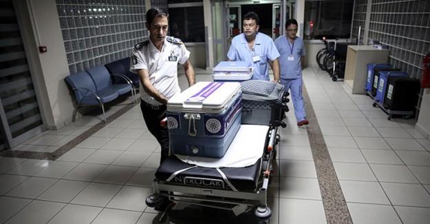 Organları Nakil Bekleyen 5 Hastaya Umut Oldu!