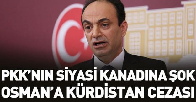 Osman Baydemir'e 'Kürdistan' Cezası!