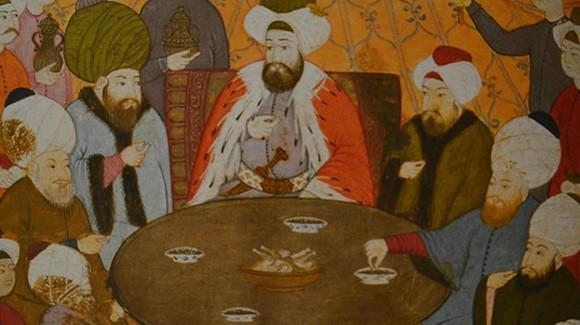 Osmanlı'da İftar Sofrası