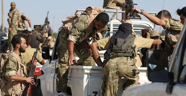 ÖSO İle ABD Askerleri Arasında Sıcak Çatışma!