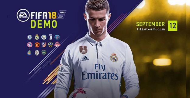Oyunseverler Müjde! FIFA 18'in Demo Sürümü Çıktı!