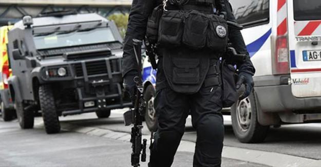 Paris'te Terör Alarmı! Aşıklar Şehriydi Terör Şehri Oldu