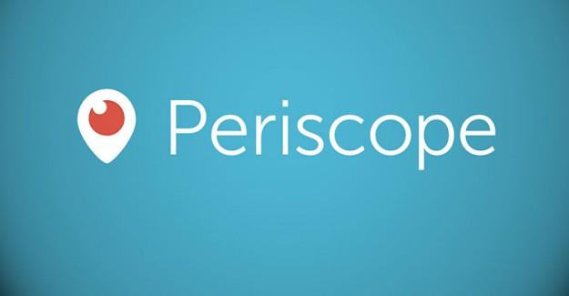 Periscope'tan Artık Para Kazanabilecekseniz!