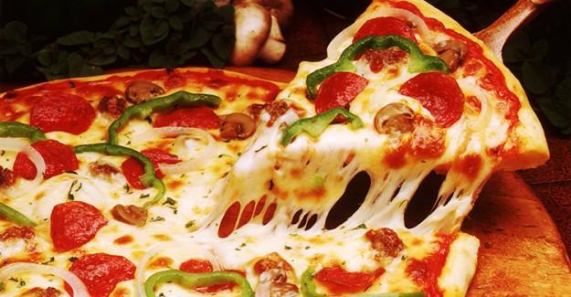 Pizza Yiyerek Zayıflayın!