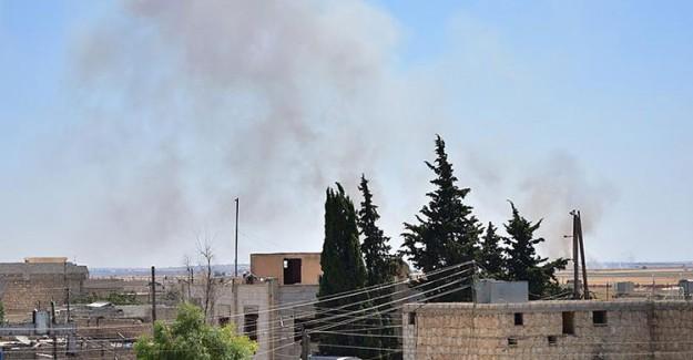 PKK Mare'de Sivilleri Hedef Aldı