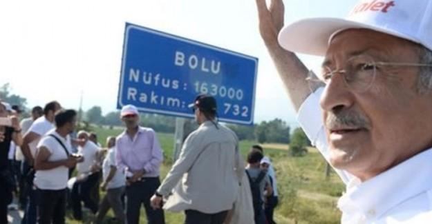 PKK'dan CHP Yürüyüşüne Destek