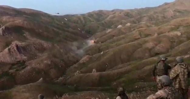 PKK'dan Hain Saldırı! Ne Yazık ki Şehit ve Yaralılar Var