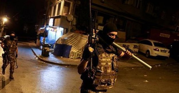 PKK'nın Şehir Yapılanmasına Ağır Darbe! Hepsi Tek Tek Yakalandı